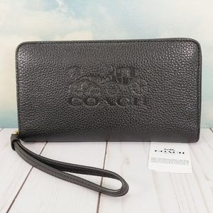 COACH Large Phone Wallet